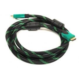 Кабель PowerPlant HDMI-HDMI, 2м, позолоченные коннекторы, 2.0V CA910250