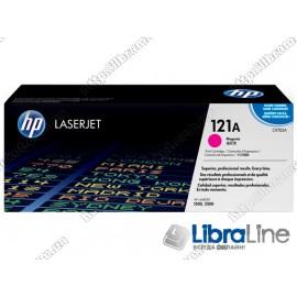 C9703A, HP 121A, Оригинальный лазерный картридж HP LaserJet, Пурпурный