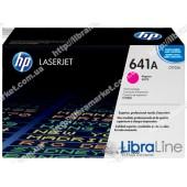 C9723A, HP 641A, Оригинальный лазерный картридж HP LaserJet, Пурпурный