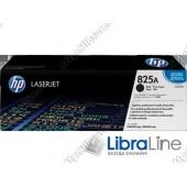 CB390A, HP 825A, Лазерный картридж HP LaserJet, Черный