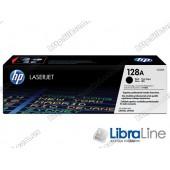 Лазерный картридж HP LaserJet, Черный CE320A, HP 128A
