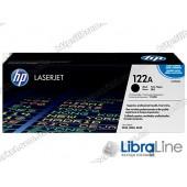 Q3960A, HP 122A, Лазерный картридж HP LaserJet, Черный