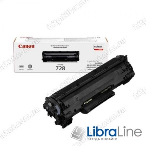 Картридж CANON 728 MF45xx / MF44xx 3500B002