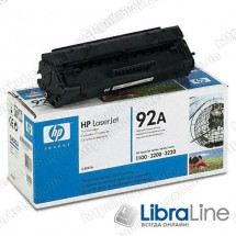 C4092A Картридж HP LJ 1100 / 1100A / 3200