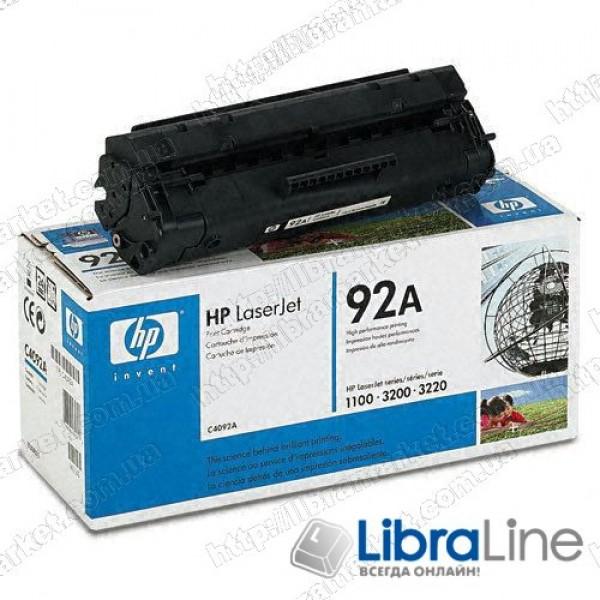 Картридж HP LJ 1100 / 1100A / 3200 C4092A