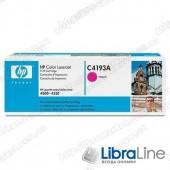 Картридж HP CLJ 4500 / 4550 Magenta C4193A