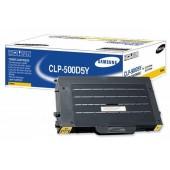 Картридж SAMSUNG CLP-500/500N/550/550N Yellow CLP-500D5Y/ELS