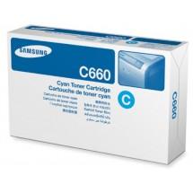Картридж SAMSUNG CLP-610ND/660N/ND Cyan CLP-C660B/ELS