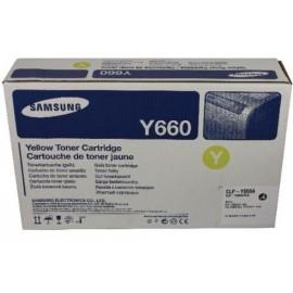 Картридж SAMSUNG CLP-610ND/660N/ND Yellow CLP-Y660B/ELS