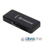 Кардридер Transcend TS-RDF5K USB 3.0