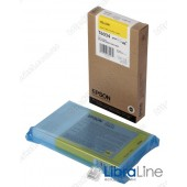 C13T603400 Картридж EPSON Stylus Pro 7800 / 7880 / 9800 / 9880 Yellow