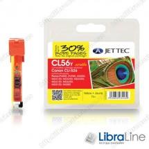 110C000804 G061792 CL8Y Картридж CANON iP4200 / iP6600 / CLI-8 Jet Tec Yellow