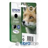 Картридж EPSON Stylus S22 / SX125 / SX420W / SX425W / BX305F Black C13T12814010