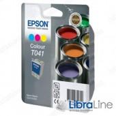 C13T04104010 Картридж EPSON Stylus C62 / CX3200 Color