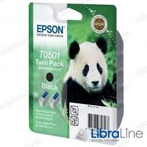 C13T05014210 Картридж EPSON Stylus Color 400 / 440 / 460 / 500 / 600 / 640 / 660 / 670 / 700 / 710 / 720 / 750 / 1200 Black Double