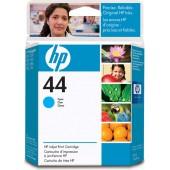 51644CE, HP 44, Струйный картридж HP, Голубой