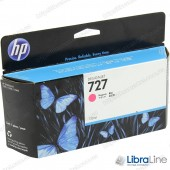 Картридж HP №727 DesignJet T1500 / T920 Magenta 130мл B3P20A
