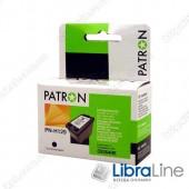 Картридж HP Deskjet 5943 / 6943 / 6983 / D4163 Officejet 6313 / H470 / H470b / H470wbt / K7103 Photosmart 2573 / 8053 / C4183 / D5063 / D5163 PATRON C9364HE Black CI-HP-C9364HE-B-PN
