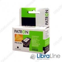 CI-HP-C9364HE-B-PN (PN-H129) Картридж HP Deskjet 5943 / 6943 / 6983 / D4163, Officejet 6313 / H470 / H470b / H470wbt / K7103, Photosmart 2573 / 8053 / C4183 / D5063 / D5163 (13 мл) PATRON C9364HE  Black