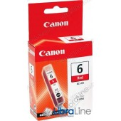 Чернильница картридж CANON BCI-6R iP8500 / i9950 Red 8891A002