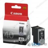 Картридж CANON PG-40Bk iP1600 / 1700 / 1800 / 2200 / 2500/MP150 / 170 / 450 / 500 Black 0615B025 / 06150001