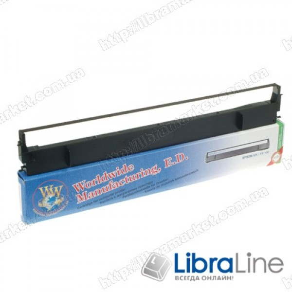 Картридж EPSON FX-100 / 1000 / 1050 / 1170 / LX-1000 / 1050 / MX-100 / RX-100 WWM G011706 E.07S-C
