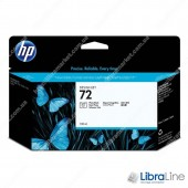 C9370A, HP 72, Струйный картридж HP, 130 мл, Черный фото