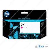C9372A, HP 72, Струйный картридж HP, 130 мл, Пурпурный
