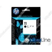 C4810A, HP 11, Печатающая головка HP, Черная