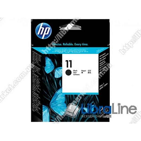 Купить C4810A, HP 11, Печатающая головка HP, Черная