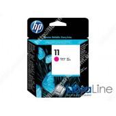 Печатающая головка, Пурпурная C4812A, HP 11