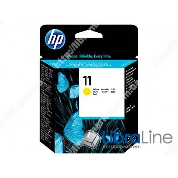 Печатающая головка HP, Желтая C4813A, HP 11
