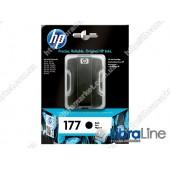 C8721HE, HP 177, Струйный картридж HP, Черный