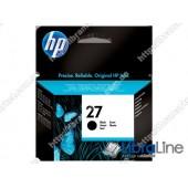 Струйный картридж HP, Черный C8727AE, HP 27