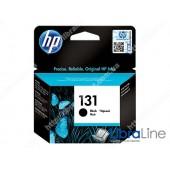 C8765HE, HP 131, Струйный картридж HP, Черный