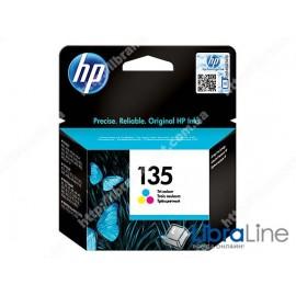 Струйный картридж HP, Трехцветный C8766HE, HP 135