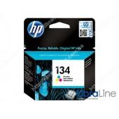 Струйный картридж HP, Трехцветный C9363HE, HP 134
