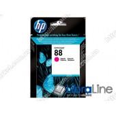 C9387AE, HP 88, Струйный картридж HP, Пурпурный