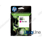 Струйный картридж HP увеличенной емкости, Пурпурный C9392AE, HP 88XL