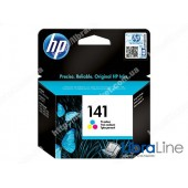 Струйный картридж HP, Трехцветный CB337HE, HP 141