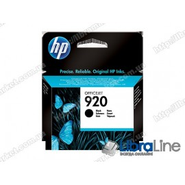 CD971AE, HP 920, Струйный картридж HP, Черный