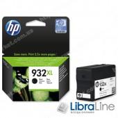 CN053AE, HP 932XL, Cтруйный картридж HP увеличенной емкости, Черный