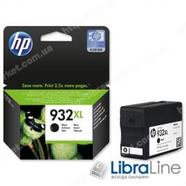 CN053AE, HP 932XL, Оригинальный струйный картридж HP увеличенной емкости, Черный