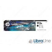 L0R95AE, HP 913A, Cтруйный картриджHP PageWide, Черный