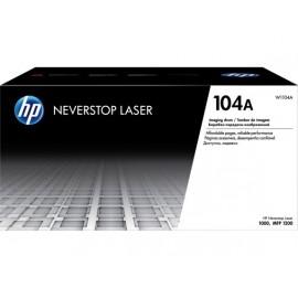 Блок фотобарабана HP 104A Neverstop LJ 1000a/1000w/1200a/1200w в комплекте с тонером W1104A