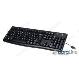 Клавиатура Logitech K120 Black (USB)