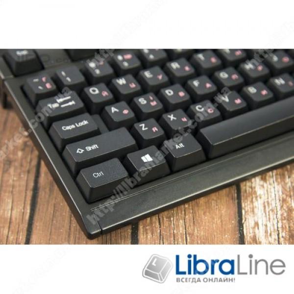 Клавиатура Genius KB-125 black USB, 31300723107