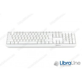 Клавиатура REAL-EL Standard 500 white (USB)