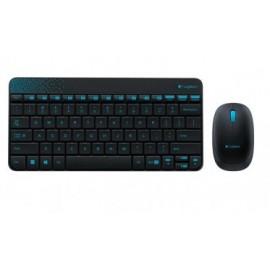Клавиатура с мышью Logitech Combo MK240 black (USB,Wireless) L920-008213