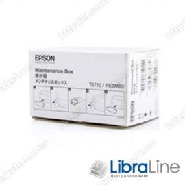 Контейнер для отработанных чернил EPSON WP 4000 / 4500 Maintenance Box C13T671000